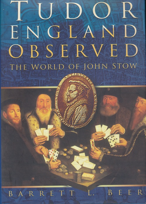 Image for Tudor England Observed.  The World of John Stow.