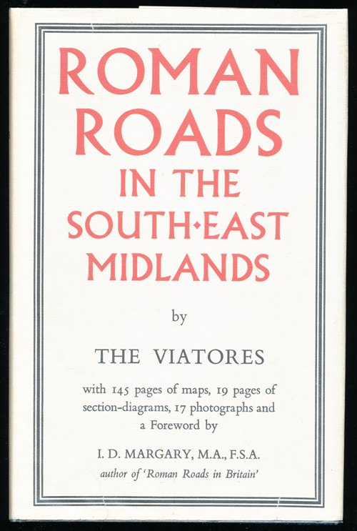 Image for Roman Roads in the South-East Midlands. With a foreward by I. D. Margary.